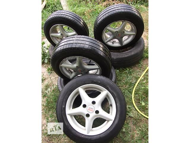 бу Б/у диск с шиной для легкового авто в Луцке
