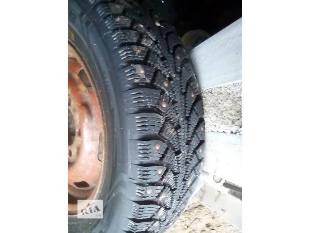 бу Б/у диск с шиной для легкового авто в Енакиево