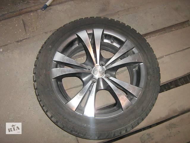 Б/у диск с шиной для легкового авто- объявление о продаже  в Виннице