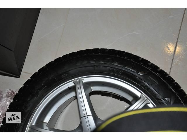 бу Б/у диск с шиной для легкового авто в Запорожье