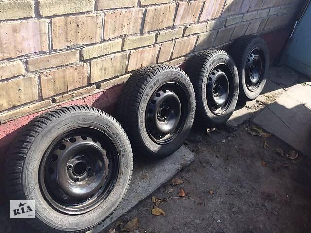 купить бу Б/у диск с шиной для легкового авто в Киеве