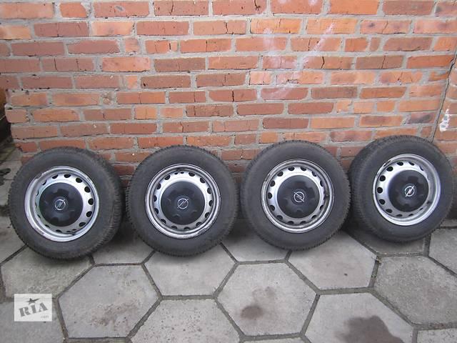 Б/у диск с шиной для легкового авто- объявление о продаже  в Житомире