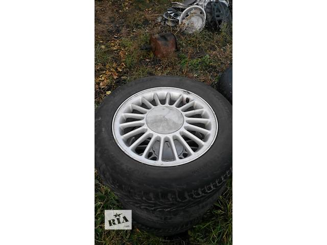 Б/у диск с шиной для легкового авто- объявление о продаже  в Луцке