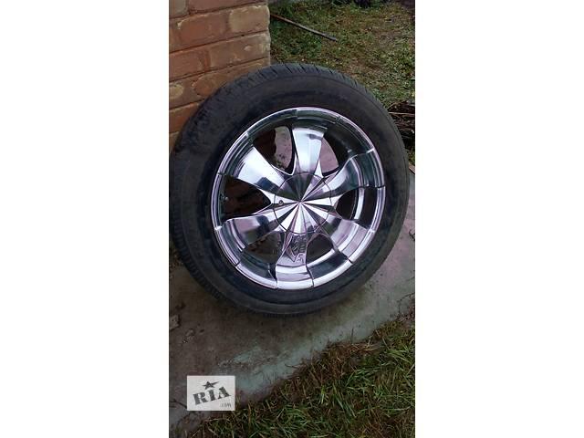 Б/у диск с шиной для легкового авто- объявление о продаже  в Балаклее