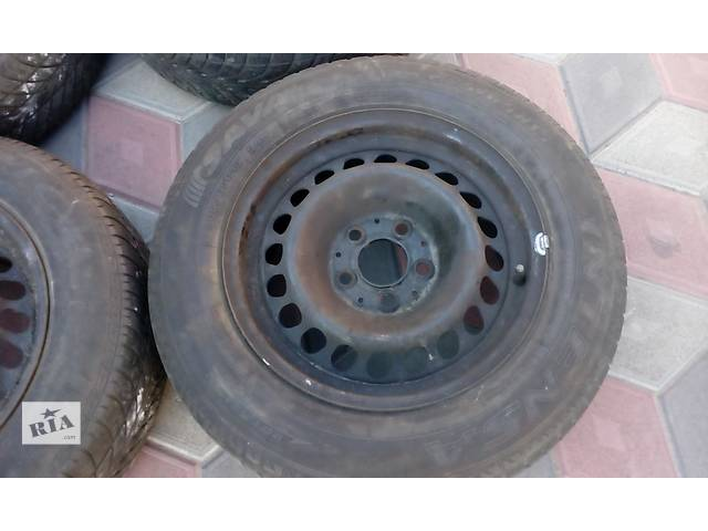 Б/у диск с шиной для легкового авто- объявление о продаже  в Тернополе