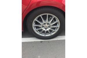 б/у Диск с шиной Mazda 6