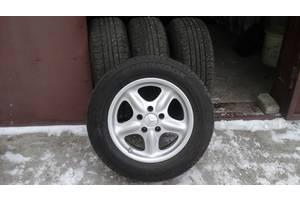 б/у диски с шинами Mercedes 260