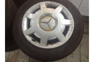 б/у диски с шинами Mercedes A-Class