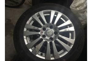 б/у диски с шинами Mercedes C-Class
