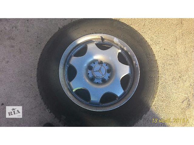 продам Б/у диск с шиной для  Mercedes E-Class или Вито бу в Одессе