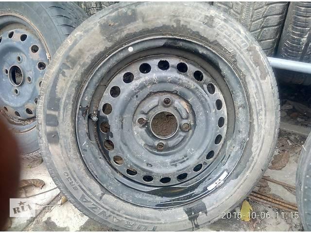 продам Б/у диск с шиной для  Mitsubishi Lancer IX бу в Киеве