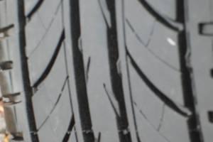 б/у Диск с шиной Mitsubishi Lancer X