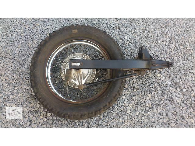 бу Б/у диск с шиной для мотоцикла Zongshen LZX в Житомире