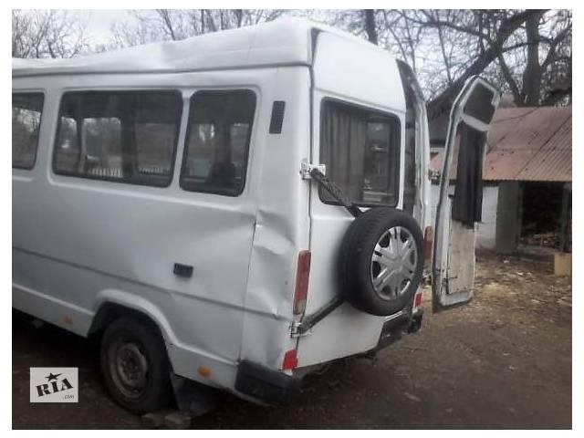 Б/у диск с шиной для микроавтобуса Mercedes 210- объявление о продаже  в Баре