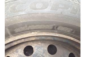 б/у диски с шинами Citroen Berlingo груз.
