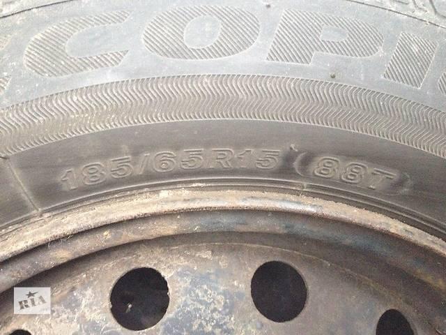 бу Б/у диск с шиной для минивена Citroen Berlingo в Луцке