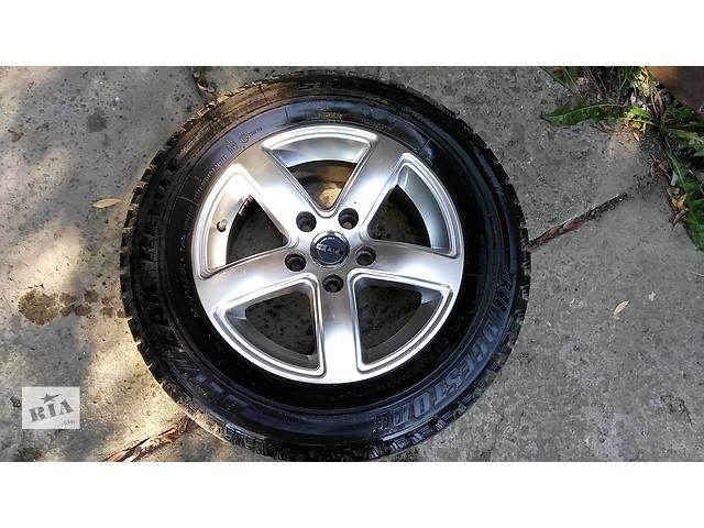 Б/у диск с шиной для минивена Kia Carens- объявление о продаже  в Львове
