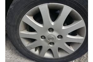 б/у диски с шинами Nissan Almera Hatchback (5d)