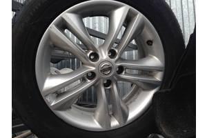 б/у диски с шинами Nissan Juke