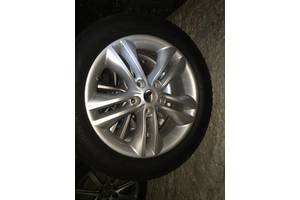 б/у диски с шинами Nissan Leaf
