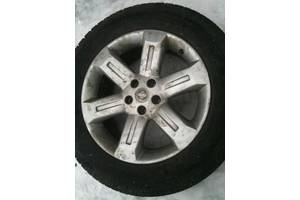 б/у диски с шинами Nissan Murano