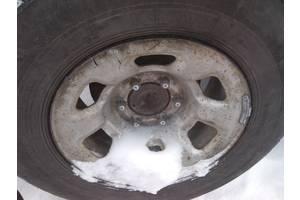 б/у диски с шинами Nissan Terrano