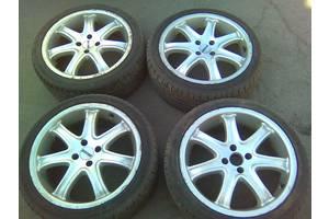б/у Диск с шиной Opel Astra G