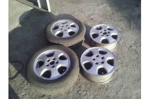 б/у диски с шинами Opel Omega