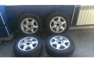 б/у диски с шинами Opel Sintra