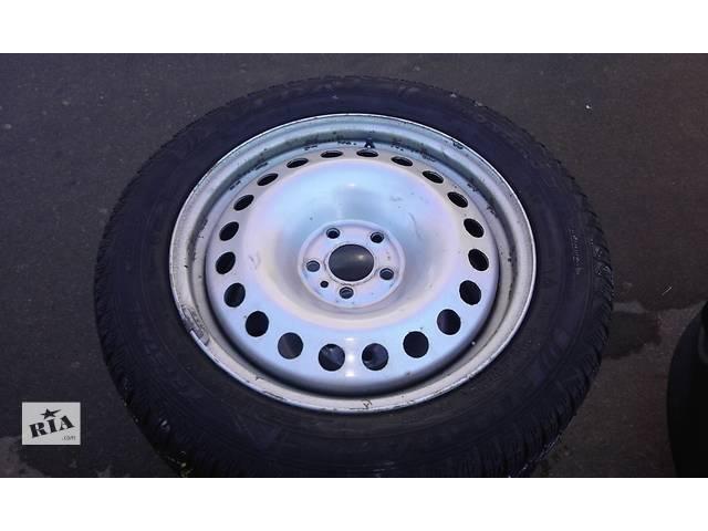 купить бу Б/у диск с шиной для пикапа Fiat Doblo в Луцке