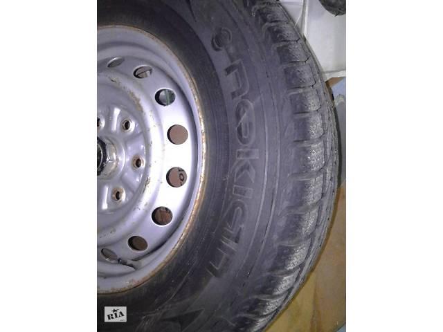 продам Б/у диск с шиной для пикапа Mitsubishi L 200 бу в Витовском (Жовтневом) районе