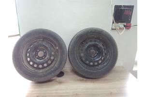 б/у диски с шинами Renault Symbol