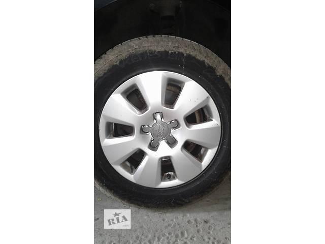 Б/у диск с шиной для седана Audi A6- объявление о продаже  в Львове