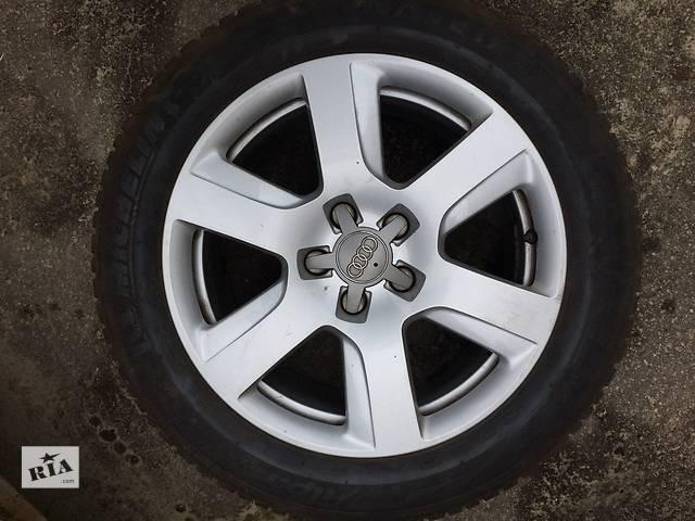 купить бу Б/у диск с шиной для седана Audi A6 в Запорожье