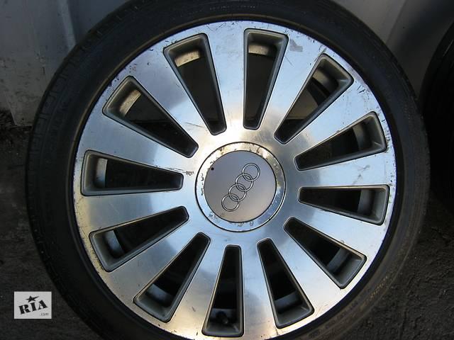 Б/у диск с шиной для седана Audi A8- объявление о продаже  в Одессе