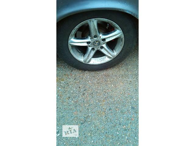 Б/у диск с шиной для седана BMW 5 Series- объявление о продаже  в Одессе