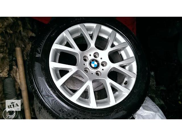 бу Б/у диск с шиной для седана BMW 7 Series в Житомире