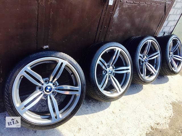 купить бу Б/у диск с шиной для седана BMW в Киеве