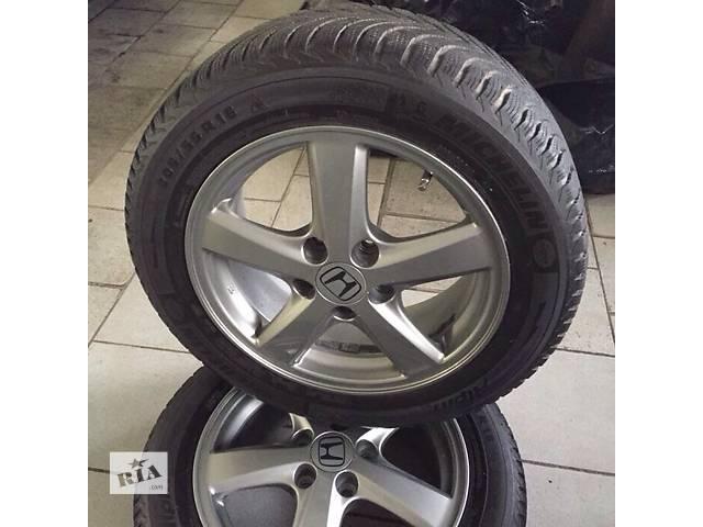 купить бу Б/у диск с шиной для седана Honda Accord в Днепре (Днепропетровск)