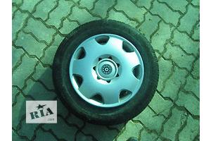 Б/у диск с шиной для седана Hyundai Accent 2008