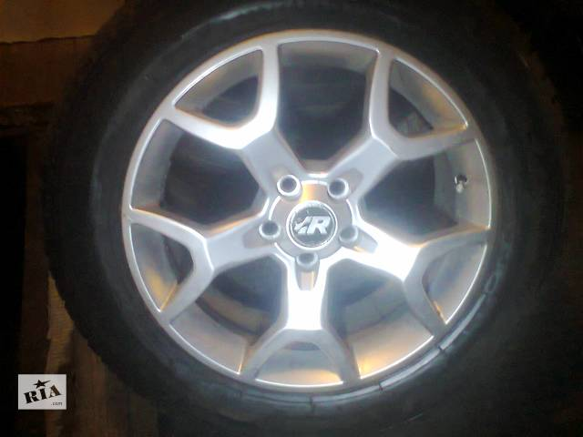 продам Б/у диск с шиной для седана Jaguar XF бу в Киеве