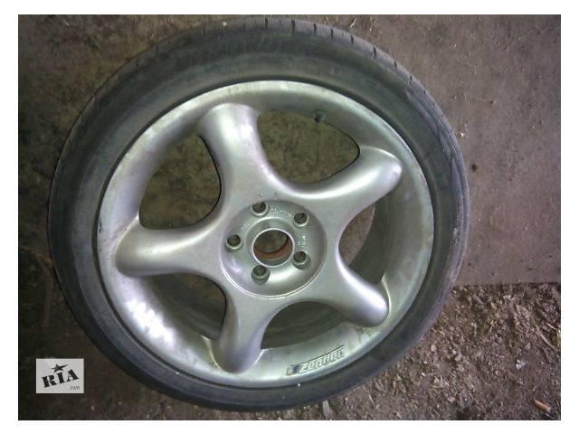 продам Б/у диск с шиной для седана Volkswagen Passat B5 бу в Сумах