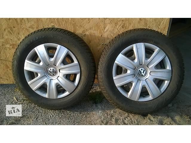 продам Б/у диск с шиной для седана Volkswagen Polo бу в Бахмаче