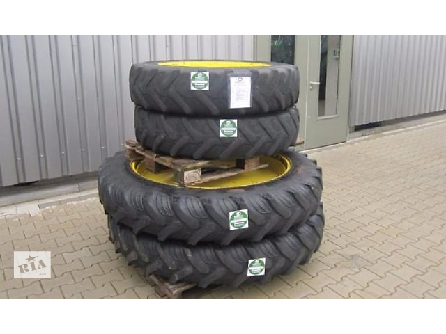 продам Б/у диск с шиной для спецтехники John Deere 6330 бу в Звенигородке