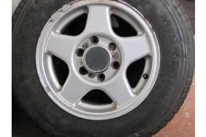 б/у диски с шинами Toyota Hilux