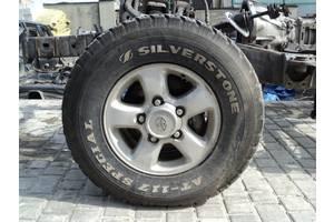 б/у диски с шинами Toyota Land Cruiser 100