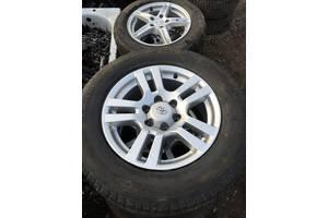 б/у диски с шинами Toyota Land Cruiser Prado 150