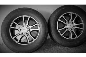 б/у Диск с шиной Toyota Land Cruiser Prado