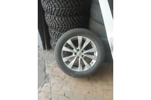 б/у диски с шинами Toyota Venza
