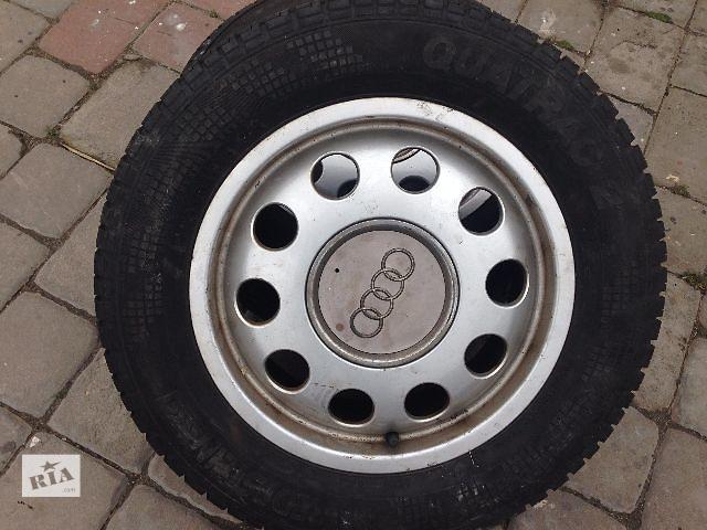 бу Б/у диск с шиной для универсала Audi A4 1997 в Владимир-Волынском